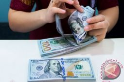 Dolar AS melemah tertekan data ketenagakerjaan