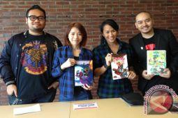 Jejak karya pemuda-pemudi Indonesia dalam komik Marvel