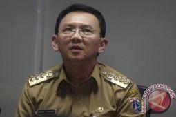 Ahok jadi inspektur upacara HUT Jakarta