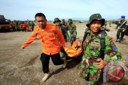 SAR Selamatkan seorang korban kritis di gunung