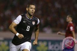 AS andalkan Dempsey gempur pertahanan Paraguay