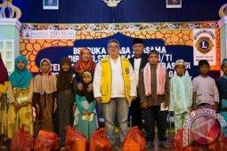 Sibayak Hotel Berbagai Bersama Anak Yatim