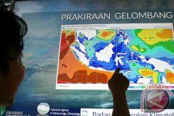 BMKG: cuaca jalur selatan Jateng cerah berawan