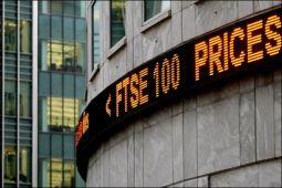 Indeks FTSE-100 Inggris melemah 0,03 persen