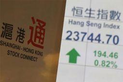 Bursa Hong Kong dibuka naik 141,1 poin