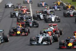 Hulkenberg berang pada Magnussen pasca-insiden di Hungaria