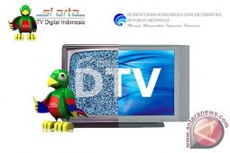 Menkominfo sebut baru TVRI yang ikut aturan penyiaran digital