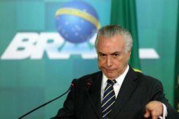 Presiden Brasil jalani operasi urologi