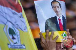 Golkar segera deklarasikan lagi dukung Jokowi pada Pemilu 2019