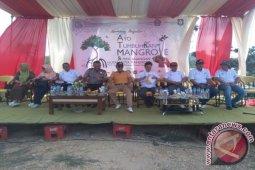 Bupati Pohuwato Ajak Warga Jaga Hutan Mangrove