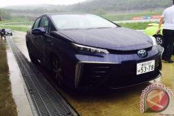Toyota genjot penjualan mobil berbahan bakar hidrogen mulai 2020