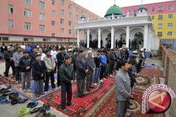 Menikmati wisata muslim di Xi'an