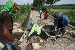 Dinas PUPR Provinsi Gorontalo bangun jalan usaha pertanian