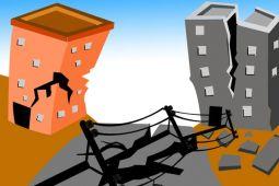 Puluhan rumah di Banyumas rusak akibat gempa
