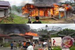 18 rumah ludes terbakar di Subulussalam