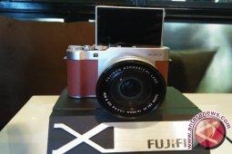 Fujifilm X-A3, lebih ringan untuk selfie