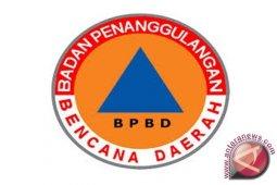 BPBD data lahan pertanian terkena banjir