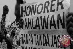 Guru honorer di Bengkulu tuntut diangkat jadi PNS