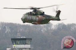 Lebih dekat dengan helikopter AW-101 Merlin
