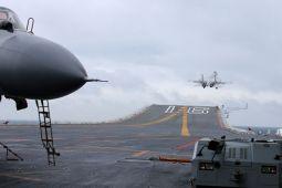 AU China kelilingi Taiwan pada latihan militer