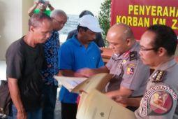 Lima lagi jenazah korban KM Zahro berhasil diidentifikasi