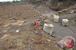 17 penambang di Gunung Merapi tertimpa longsor