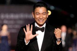 Andy Lau terima gelar doktor kehormatan