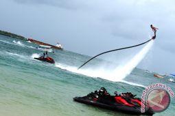 Klub jet ski Seadoo raih penghargaan MURI