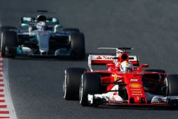 Susunan start GP Formula Satu Hungaria