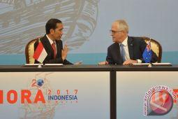 Presiden Jokowi gelar temu bilateral dengan PM Australia