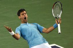 Djokovic singkirkan Nadal pada semifinal Wimbledon