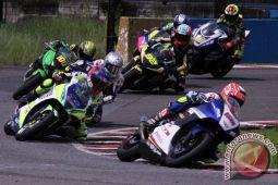 Pembangunan sirkuit MotoGP Mandalika jalan terus