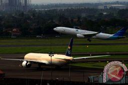 Kementerian Perhubungan periksa kelaikan pesawat penerbangan haji