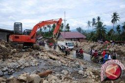 Banjir Bandang Aceh Tenggara, tiga desa terisolasi sudah dapat dilalui
