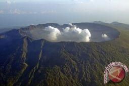 BTNT siapkan fasilitas pendakian eksklusif di Gunung Tambora