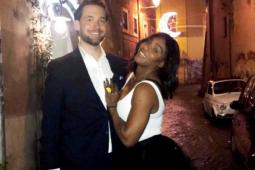 Serena Williams diwartakan menikah di New Orleans