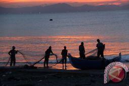 Sebagian nelayan Mukomuko pakai cantrang