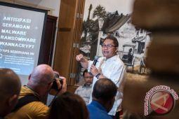 Ransomware pengaruhi 12 institusi Indonesia menurut Menkominfo