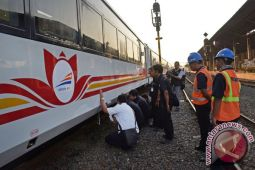 Kereta buatan Indonesia merambah Afrika