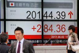 Saham bank dan asuransi ramaikan kenaikan Bursa Tokyo