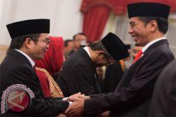 Jokowi: Integritas Yudi Latif tak perlu diragukan