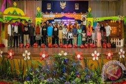 Hotel Internasional Sibayak Berastagi Santuni Anak Yatim
