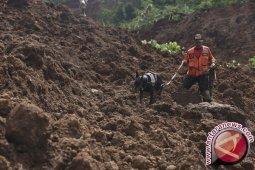 Basarnas Tutup Sementara Pencarian Korban Longsor Pohuwato