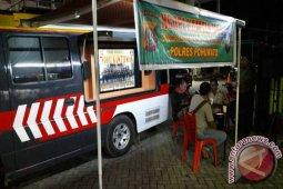 Polisi Lakukan Penyuluhan Desa Aman Kamtibmas