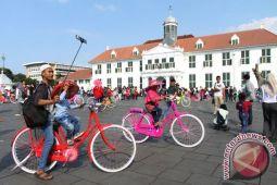Pedagang kaki lima Kota Tua Jakarta akan dipindahkan