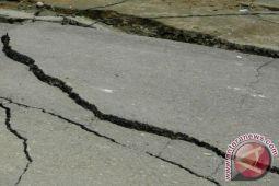 Puluhan bangunan di Sukabumi alami kerusakan pascagempa