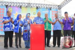 Parade Budaya Batik Medan dan Rekor MURI
