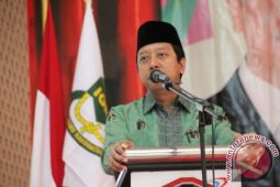 "Romahurmuziy : Kader PPP harus ""kerja keras"""