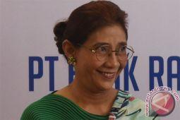 Menteri Susi terima gelar kehormatan adat Dayak