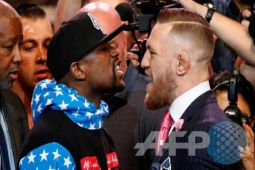 Tuntunan ringkas adu jotos Floyd Mayweather vs Conor McGregor